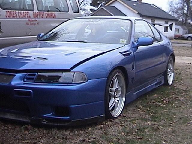 ludeones 1992 Honda Prelude photo