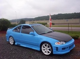 Shadys Hondas 1995 Honda Civic photo thumbnail
