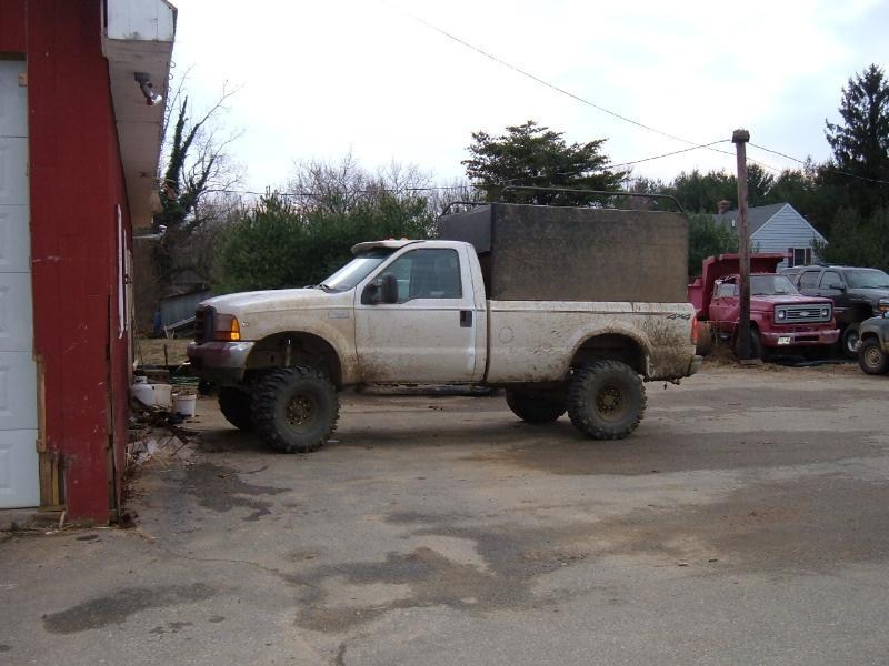 JDRPs 2001 Ford  F250 photo