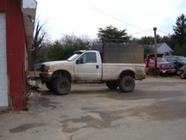 JDRPs 2001 Ford  F250 photo thumbnail