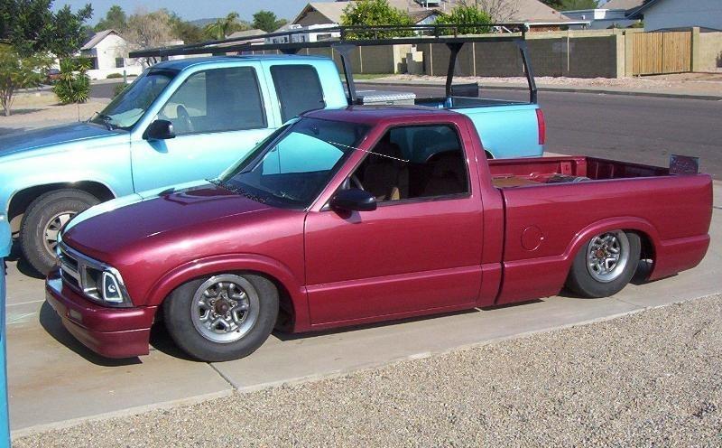 AZ UNDERGROUNDs 1996 Chevy S-10 photo