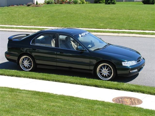 mode360s 1997 Honda Accord photo