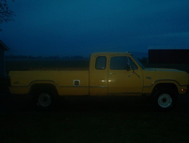 bubbas 1976 Dodge Ram photo