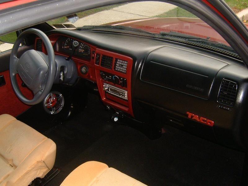 crunchytacos 1999 Toyota Tacoma 2wd photo