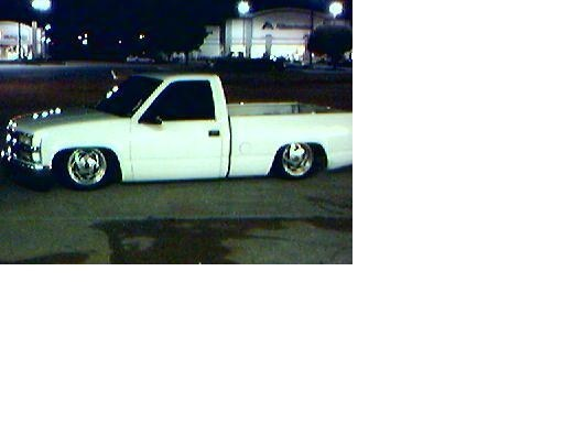 baggedfullsizeguys 1992 Chevrolet Silverado photo