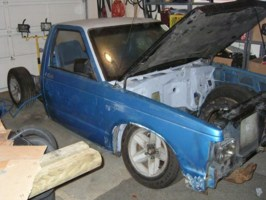 truckins10lows 1988 Chevy S-10 photo thumbnail