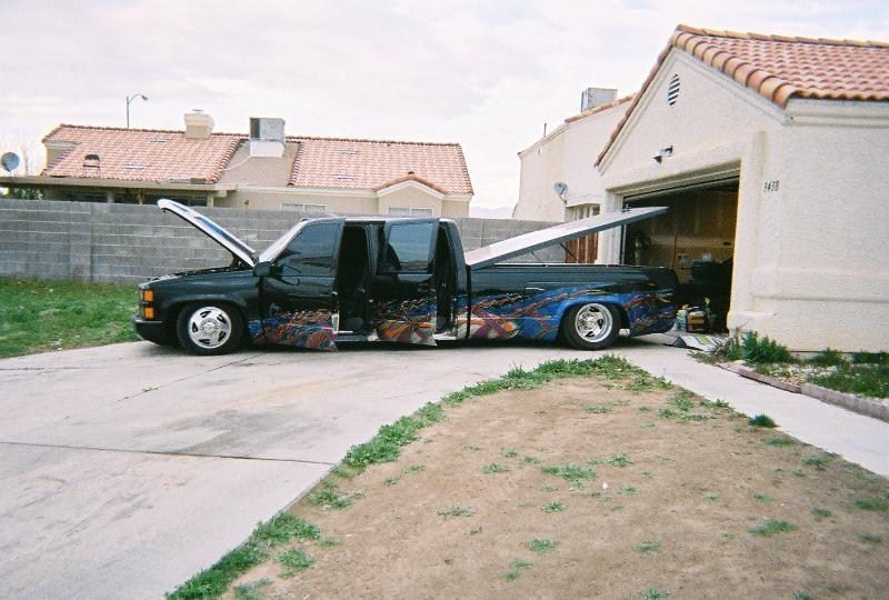 cleanshaveds 1992 Chevy Dually photo