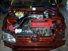 ratrodtoyotas 1995 Honda Civic Hatchback photo thumbnail