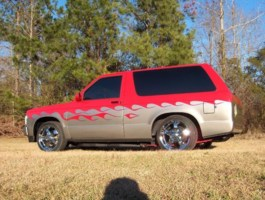 brant002s 1989 Chevy S-10 Blazer photo thumbnail