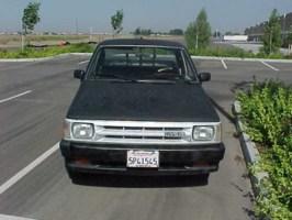 Josh01977s 1987 Mazda B2200 photo thumbnail