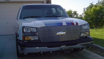 PurplePrincesss 2003 Chevy Crew Cab photo thumbnail