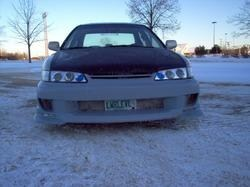lwrlevls 1995 Honda Accord photo
