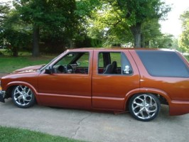 blazerod05s 1998 Chevrolet Blazer photo thumbnail