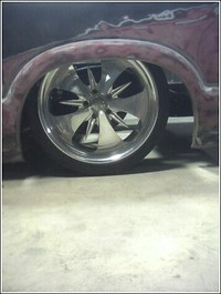 bagged Frontiers 1994 Chevy S-10 photo thumbnail