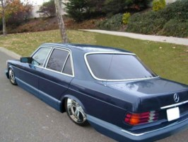 likeabadstars 1981 Mercedes Benz 300SD photo thumbnail