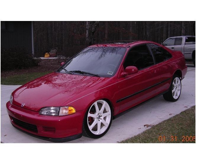siksivics 1994 Honda Civic photo