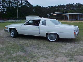 cadikndagrls 1978 Cadillac Coupe De Ville photo