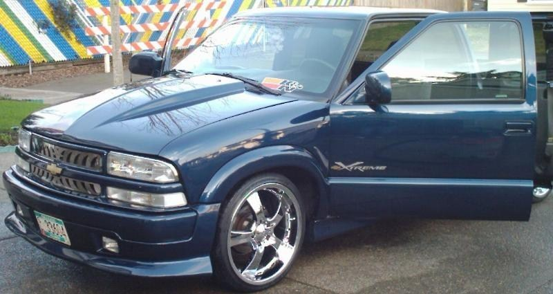 1XtremeS10s 2001 Chevy Xtreme photo