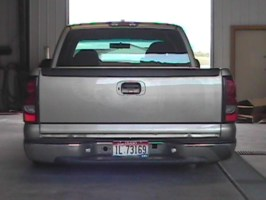 wayne griffins 2000 Chevy C/K 1500 photo thumbnail