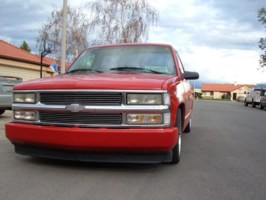 purplekushs 1994 Chevrolet Silverado photo thumbnail