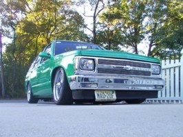 laynlow690s 1991 Chevrolet Blazer photo thumbnail