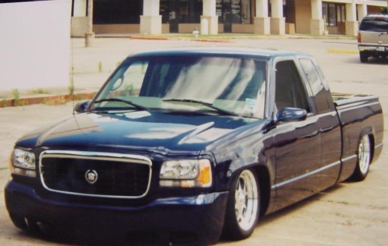 tweakd-n-twistds 1998 GMC 1500 Pickup photo