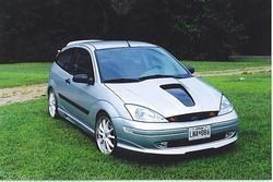Dreamsetter JTs 2000 Ford Focus photo