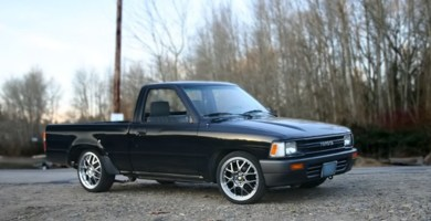 Bushs 1992 Toyota 2wd Pickup photo thumbnail