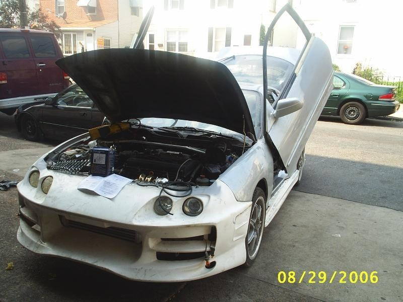 cApTinSpeEDrs 1997 Acura Integra photo