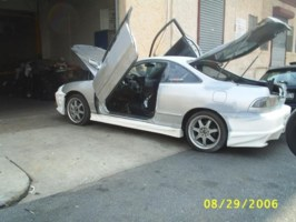 cApTinSpeEDrs 1997 Acura Integra photo thumbnail
