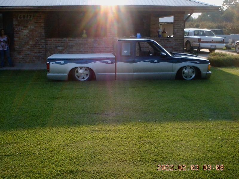 SHVDBDS10s 1991 Chevy S-10 photo