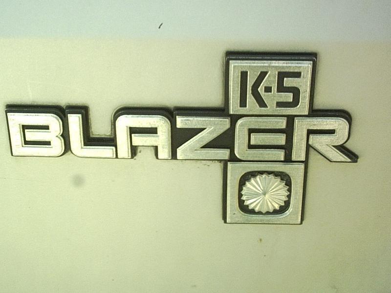 C5CHICKs 1985 Chevrolet Blazer photo