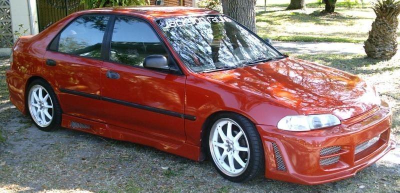 jetmech53s 1993 Honda Civic photo