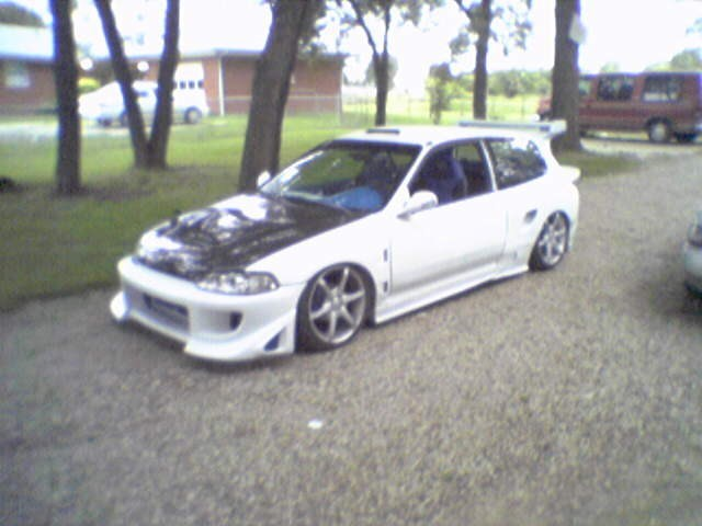 prt4lifenever4s 1995 Honda Civic Hatchback photo
