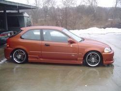 prt4lyfs 1996 Honda Civic Hatchback photo thumbnail