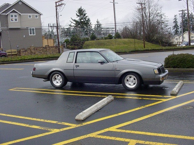 turbos 1986 Buick Regal photo