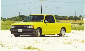 90mazs 1990 Mazda B2200 photo thumbnail