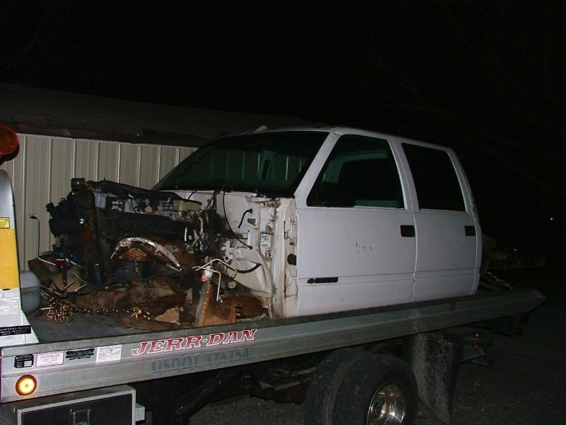Lockones 1997 Chevy Crew Cab photo