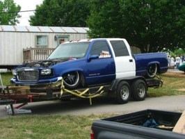 Lockones 1997 Chevy Crew Cab photo thumbnail