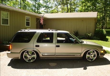 ctizzle31s 2001 Chevrolet Blazer photo