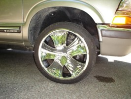 ctizzle31s 2001 Chevrolet Blazer photo thumbnail