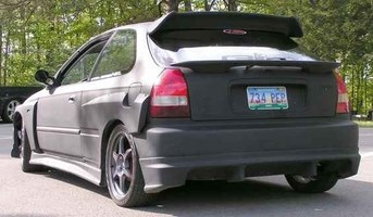 mobzteks 1998 Honda Civic Hatchback photo thumbnail