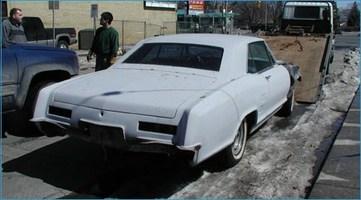 The Researchers 1964 Buick Riviera photo thumbnail