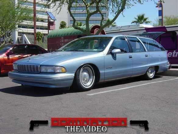 2LO4U2Cs 1991 Chevrolet Caprice Wagon photo