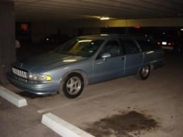 2LO4U2Cs 1991 Chevrolet Caprice Wagon photo thumbnail