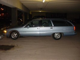 2LO4U2Cs 1991 Chevrolet Caprice Wagon photo thumbnail