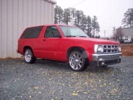 n slo mos 1994 Chevy S-10 Blazer photo thumbnail