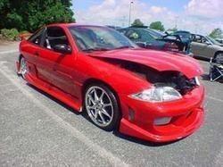 So Lo Cav DSs 1996 Chevy Cavalier photo