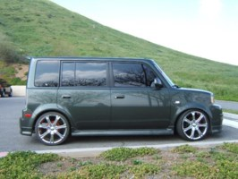 NR BOXs 2004 Scion xB photo thumbnail