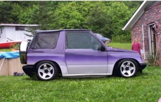 frank_ices 1995 Geo Tracker photo thumbnail